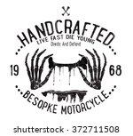 illustration hand drawing...   Shutterstock .eps vector #372711508