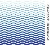 wave blue pattern. wave... | Shutterstock .eps vector #372829450