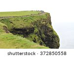 Tourists Flock To The Cliffs O...