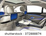 car inside. interior of... | Shutterstock . vector #372888874