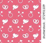 illustration seamless wallpaper ... | Shutterstock . vector #372951109