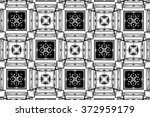 black pattern on the glass.... | Shutterstock . vector #372959179