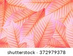 background of red leaves | Shutterstock . vector #372979378