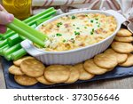 Baked Crab Dip  Served With...