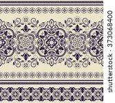 striped seamless pattern.... | Shutterstock . vector #373068400