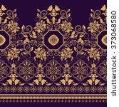 striped seamless pattern.... | Shutterstock . vector #373068580