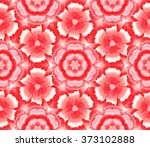 seamless floral pattern with... | Shutterstock . vector #373102888