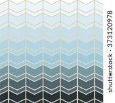 seamless zigzag pattern  vector ... | Shutterstock .eps vector #373120978