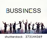 business start up company... | Shutterstock . vector #373144369