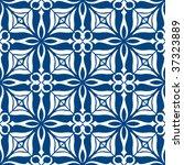 ornate floral background   Shutterstock .eps vector #37323889