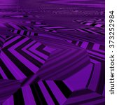 an abstract purple and black... | Shutterstock . vector #373252984