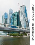 moscow  russia   june 12  2014  ... | Shutterstock . vector #373266850