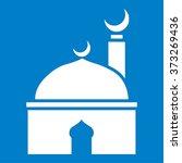islamic template  stencil ... | Shutterstock .eps vector #373269436