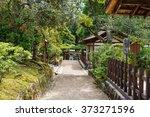 Path Through A Dense Japanese...