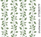 seamless pattern branches and... | Shutterstock .eps vector #373282579