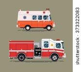 Cool Vector Ambulance Emergency ...