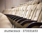 empty comfortable seats in... | Shutterstock . vector #373331653