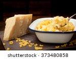 Home Made Macaroni And Cheese...