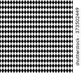 monochrome repeatable pattern... | Shutterstock .eps vector #373502449