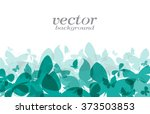 Butterfly Design On White...
