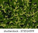 camouflage wallpaper | Shutterstock . vector #373514599