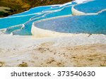 View Of Travertine Pools And...