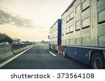 truck | Shutterstock . vector #373564108