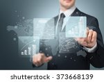 business. | Shutterstock . vector #373668139