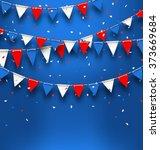 illustration bright background... | Shutterstock .eps vector #373669684