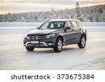 Ivalo  Finland   January 28 ...