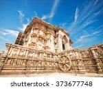 temple of the sun  konark  | Shutterstock . vector #373677748
