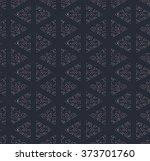 seamless dark pattern...   Shutterstock .eps vector #373701760