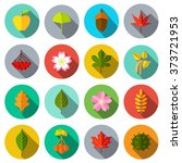 Flowers  Plants And Trees Icons....