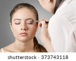 make up. | Shutterstock . vector #373743118