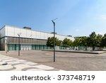 vienna  austria   august 09 ... | Shutterstock . vector #373748719