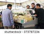 rome  italy   november 07 2015  ... | Shutterstock . vector #373787236