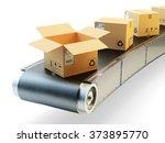 packaging beltline  packages... | Shutterstock . vector #373895770
