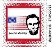 Silhouette Abraham Lincoln....