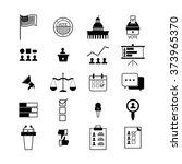 modern vector illustration of... | Shutterstock .eps vector #373965370