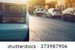 on the street | Shutterstock . vector #373987906