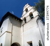 The Bell Tower Of The Historic...