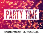 Colourful Background   Party...