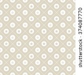 stars and lines design | Shutterstock .eps vector #374087770