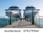 basseterre  st.kitts   nov 26 ... | Shutterstock . vector #374179564