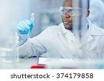 modern scientist | Shutterstock . vector #374179858