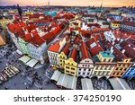 Prague  Old Town Square. Czech...