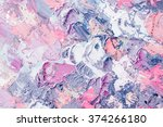 hand drawn oil painting.... | Shutterstock . vector #374266180