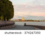 Peter And Paul Fortress Across...