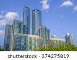 Residential Buildings In...