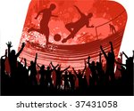 advocate and players | Shutterstock .eps vector #37431058